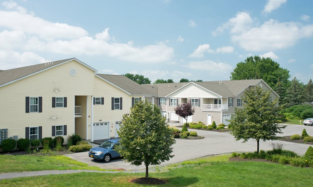 Apartments view at Hampton Run in Glenville, NY