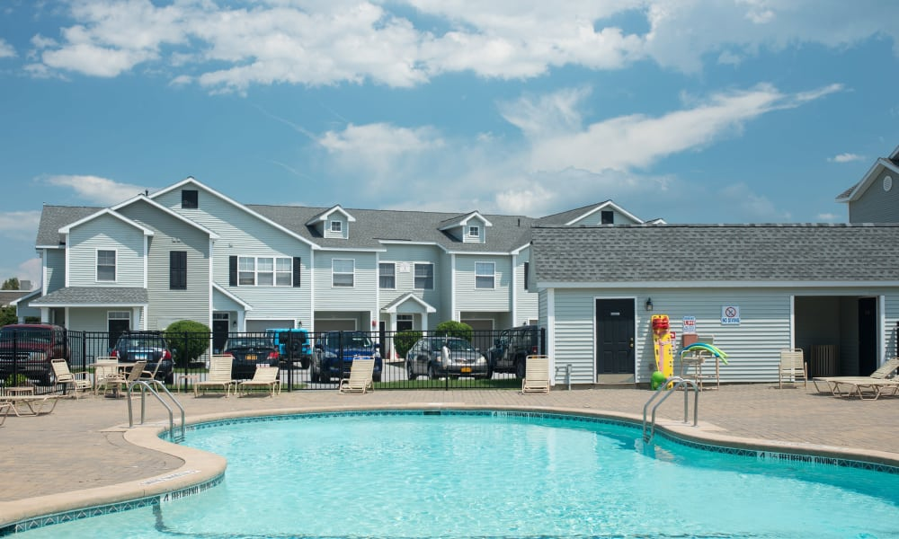 Our apartments in Glenville, NY offer a swimming pool