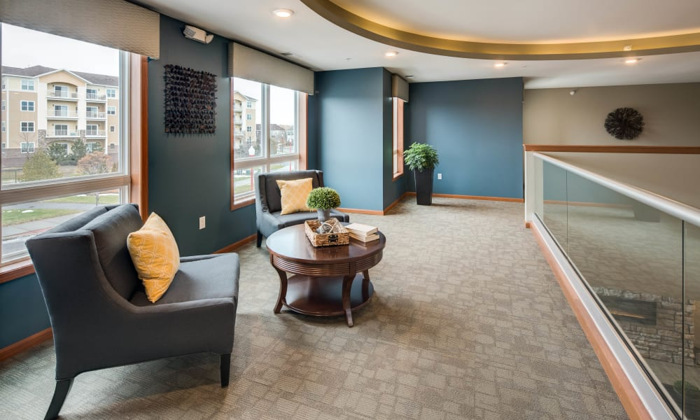 WiFi Lounge at Remington Cove Apartments in Apple Valley