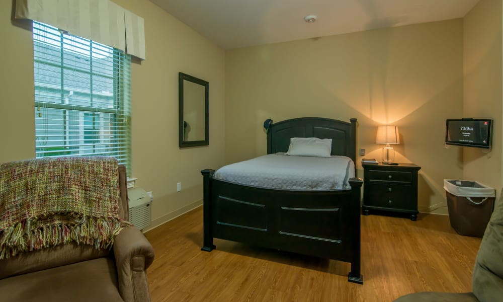 Living spaces at The Lantern at Morning Pointe Alzheimer's Center of Excellence