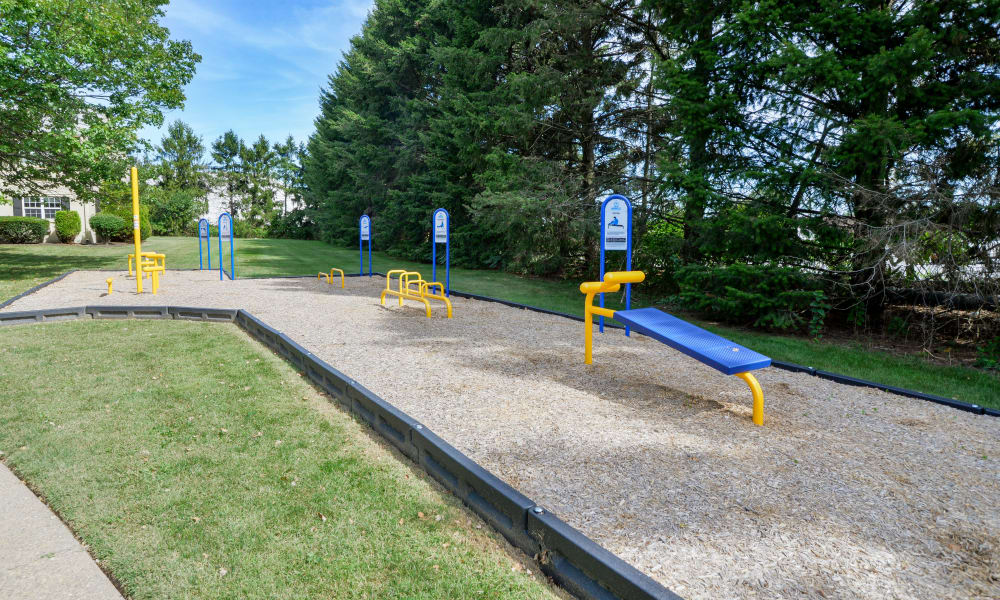 Our apartments in Camp Hill, PA offer a playground
