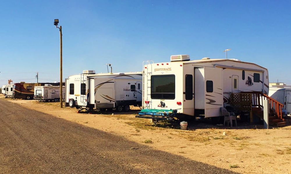 RV park in Midland, TX