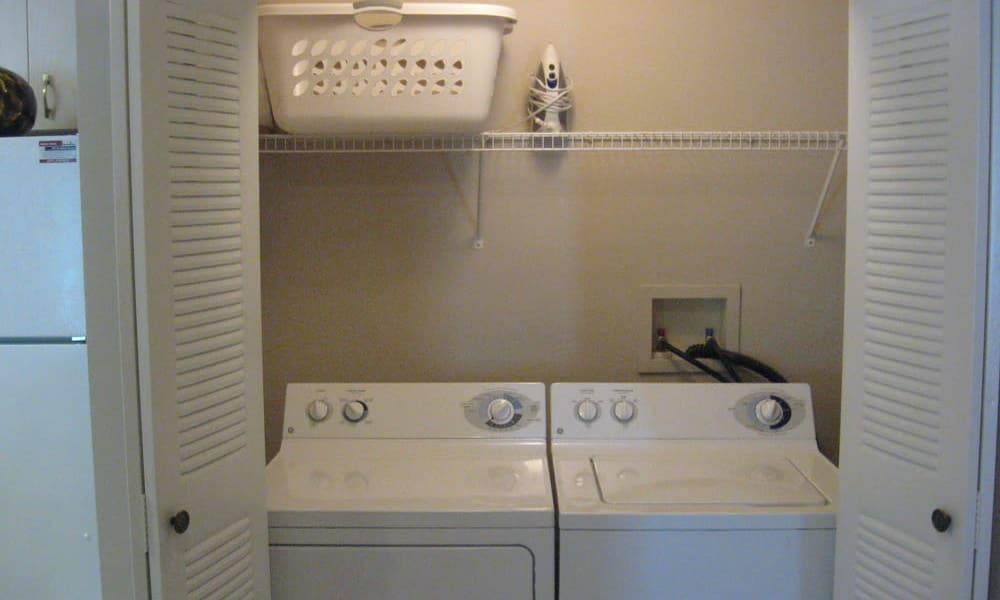 Laundry at Walker Woods in Vero Beach, Florida
