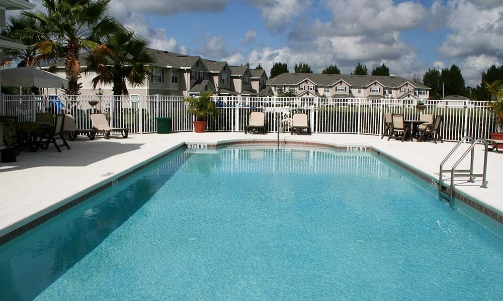 Walker Woods offers a luxury swimming pool in Vero Beach, Florida