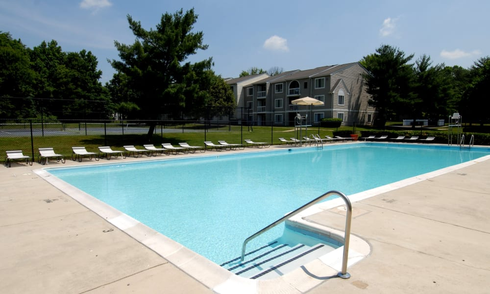 Northampton Apartment Homes offers a swimming pool in Largo, MD