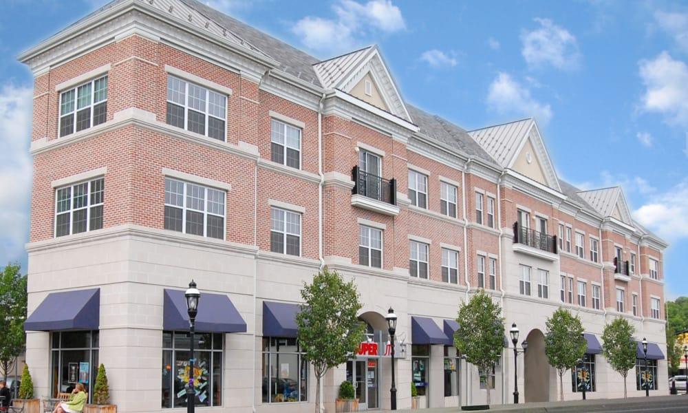 Cranford Crossing Apartment Homes For Rent Near Nj Transit