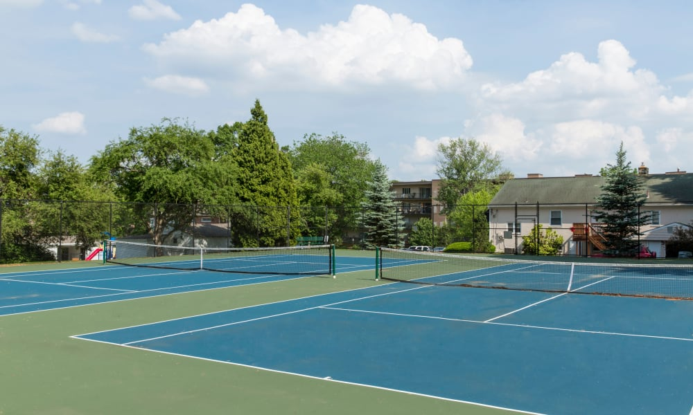Tennis Court at Henry on the Park Apartment Homes in Philadelphia, PA