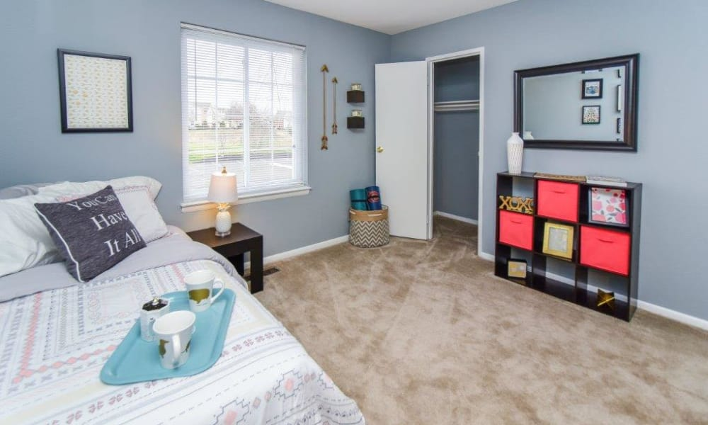 Our apartments in Harleysville, PA offer a bedroom