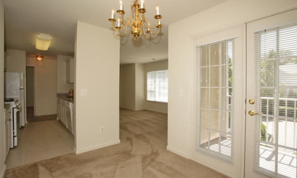 Interior view at The Horizons at Franklin Lakes Apartment Homes in Franklin Lakes, NJ