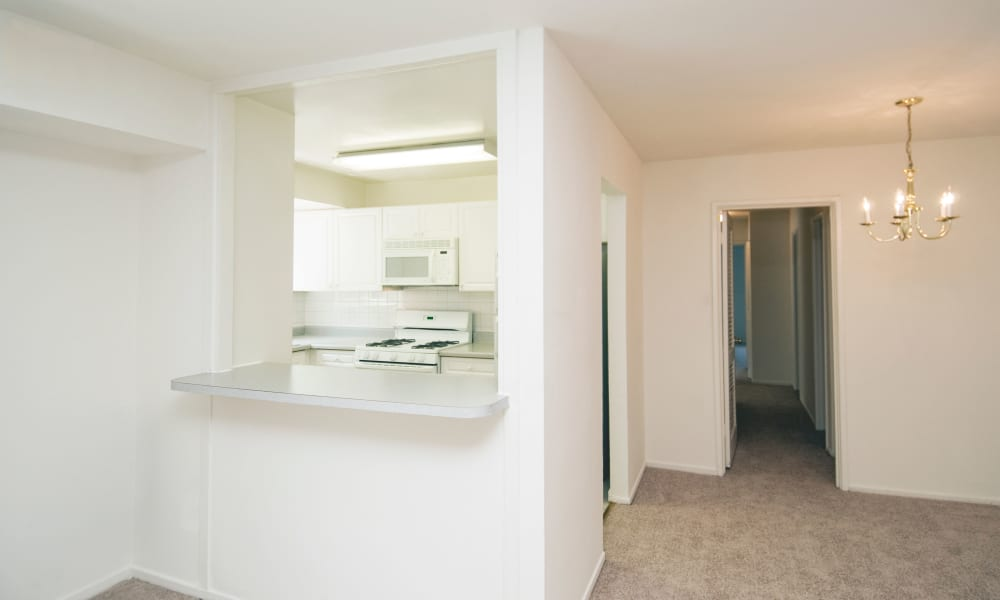 Unit interior at Lynbrook at Mark Center Apartment Homes in Alexandria, VA