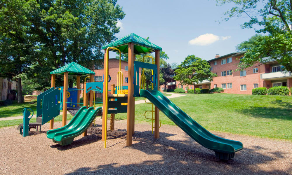 Our apartments in Alexandria, VA offer a playground
