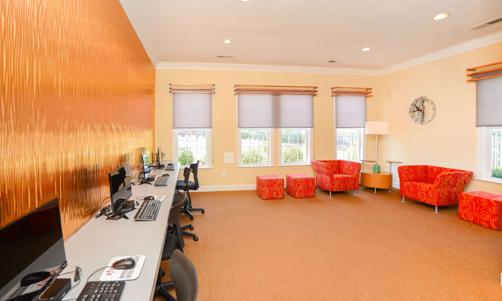 Westerlee Apartment Homes offers a business center in Baltimore, MD