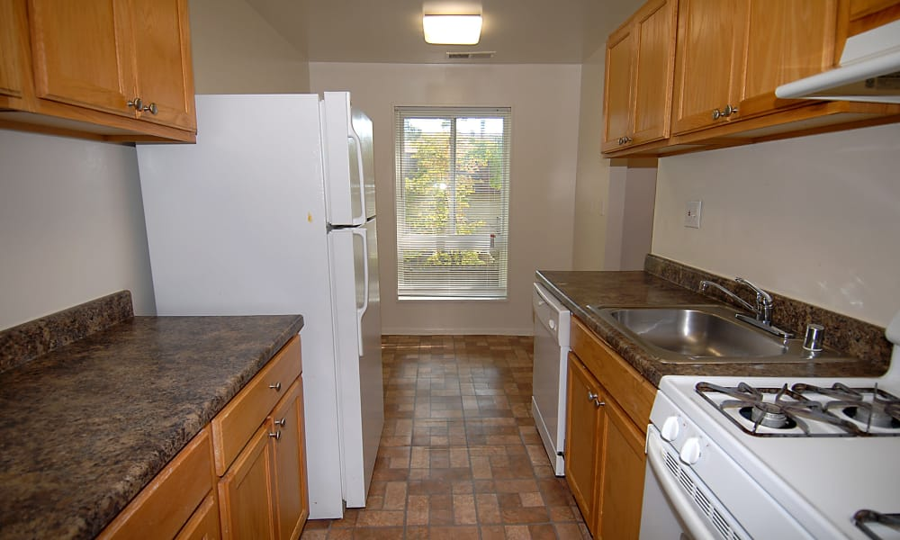 Our apartments in Windsor Mill, MD offers a kitchen
