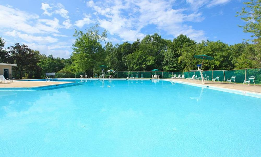 Our apartments in Windsor Mill, MD offer a swimming pool