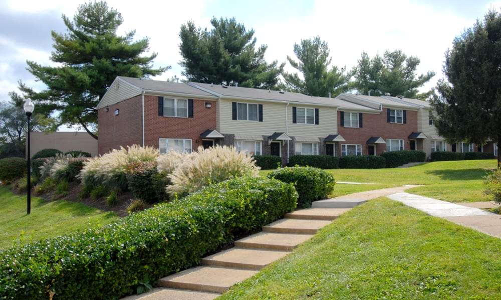 Our apartments in Windsor Mill, MD offer walking paths