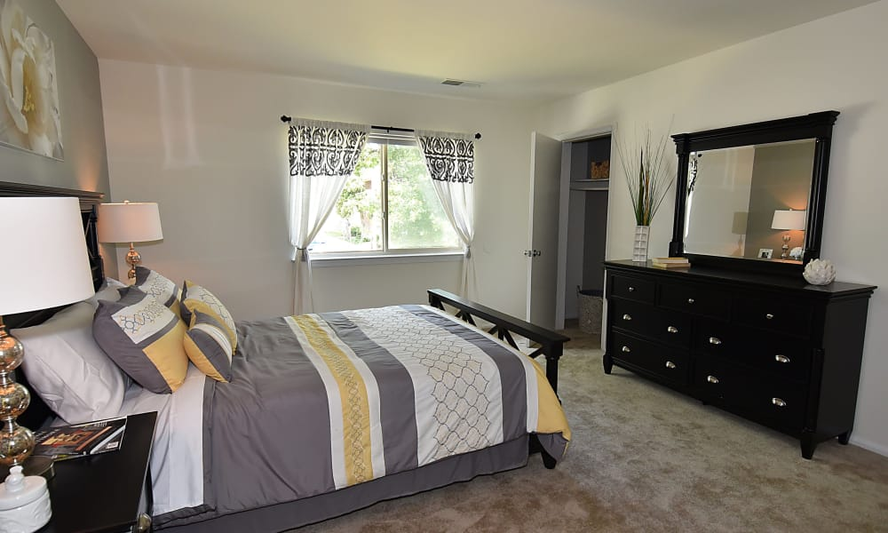 Our apartments in Beltsville, MD offer large bedrooms