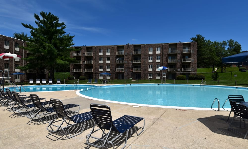 Our apartments in Beltsville, MD offer a swimming pool