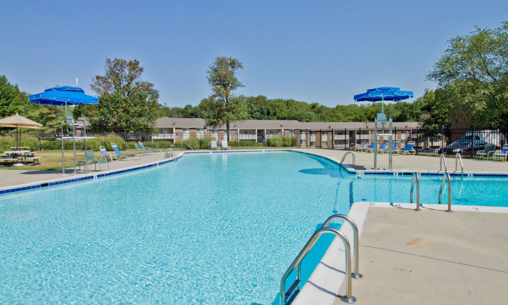 Our apartments in Temple Hills, MD offer a swimming pool