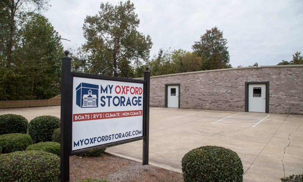 You have access 7 days a week to your unit at My Oxford Storage