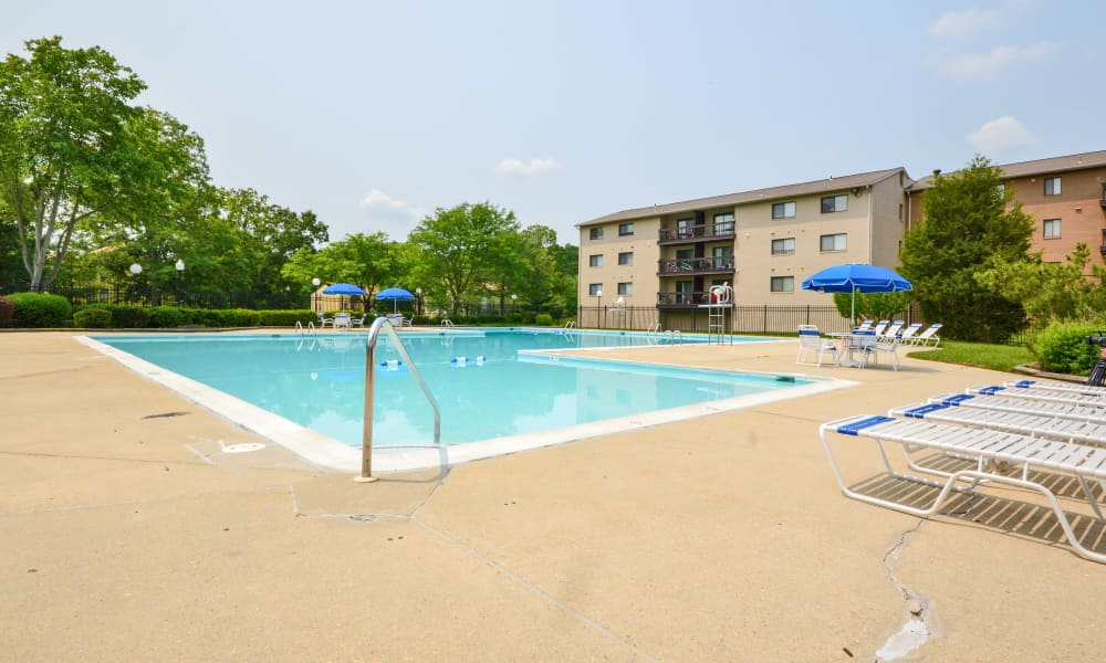 Our apartments in Laurel, MD offer a swimming pool