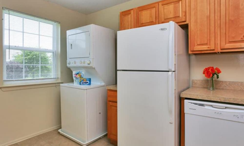 Enjoy a beautiful kitchen at Lumberton Apartment Homes