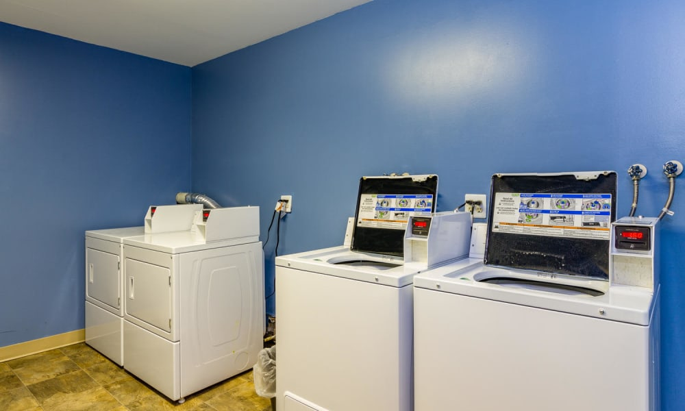 Washer/dryer at apartments in Middletown, NY