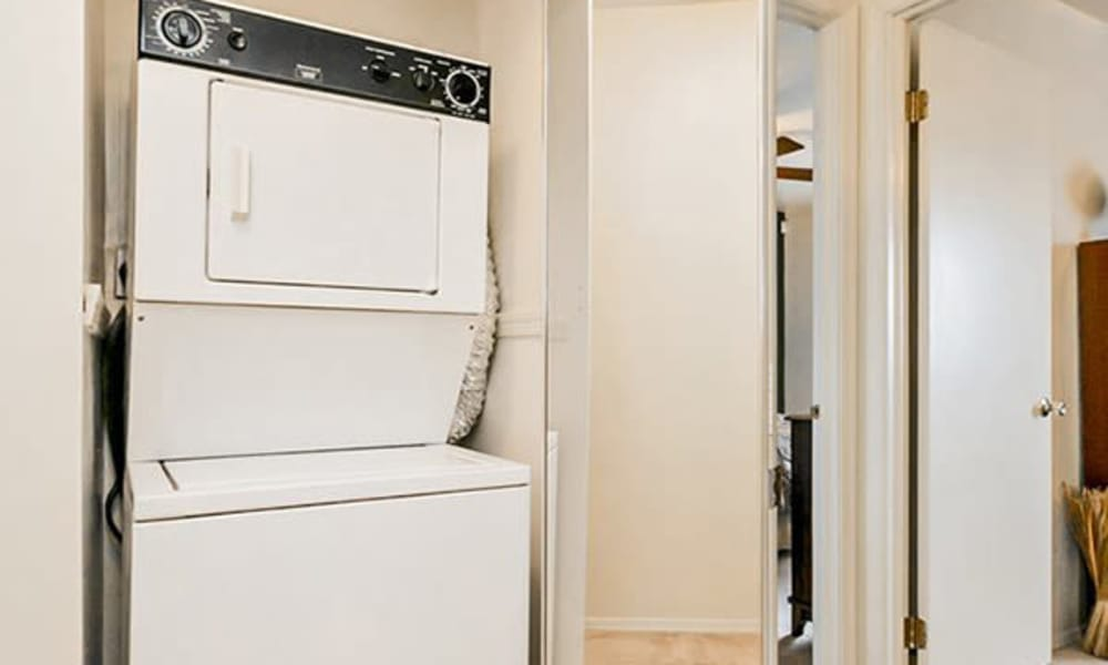 Greentree Village Townhomes has an in-unit washer and dryer in Lebanon, PA