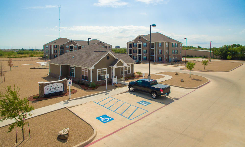 The Reserves at Maplewood is located in Wichita Falls, TX