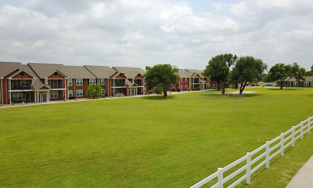 The Reserves at Saddlebrook is located in Burkburnett, TX