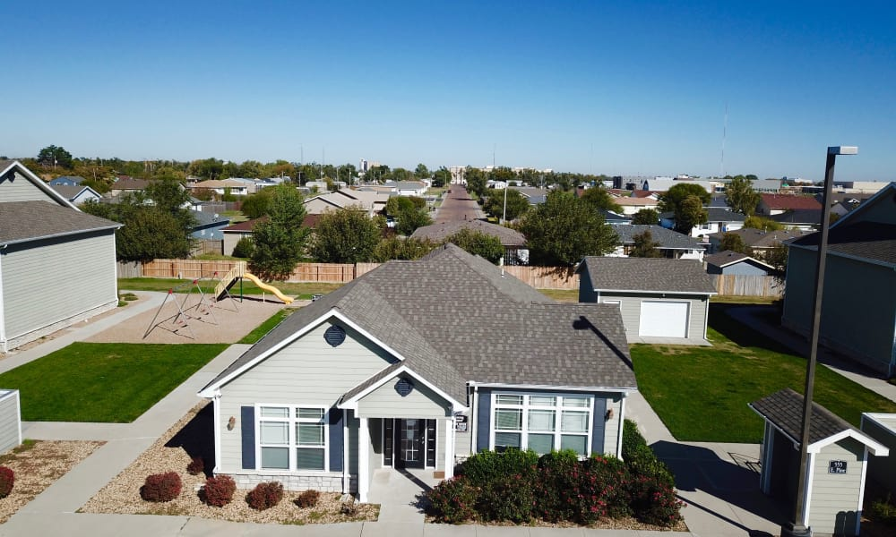 Townhome at Flor De Sol in Liberal, KS