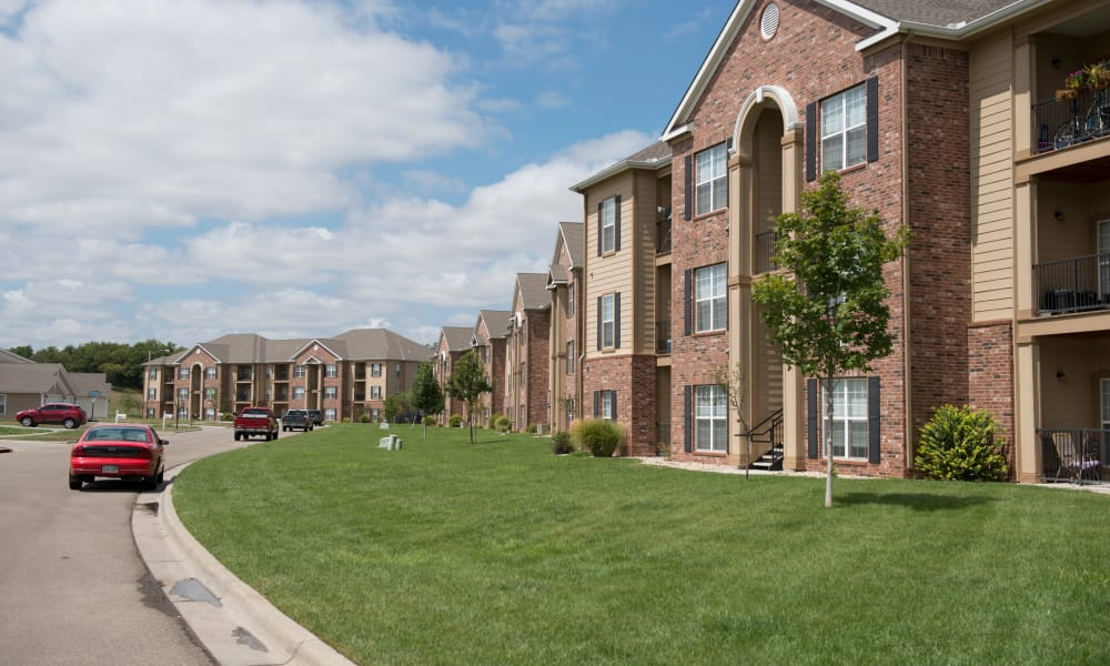 Highland Ridge community in Manhattan, KS