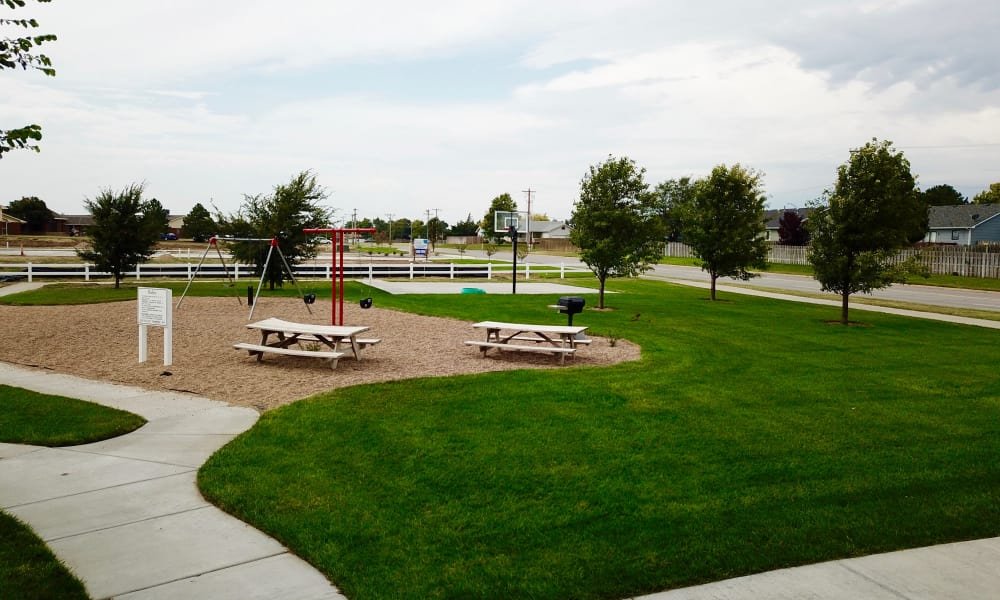Playground at The Reserves at Cimarron Valley