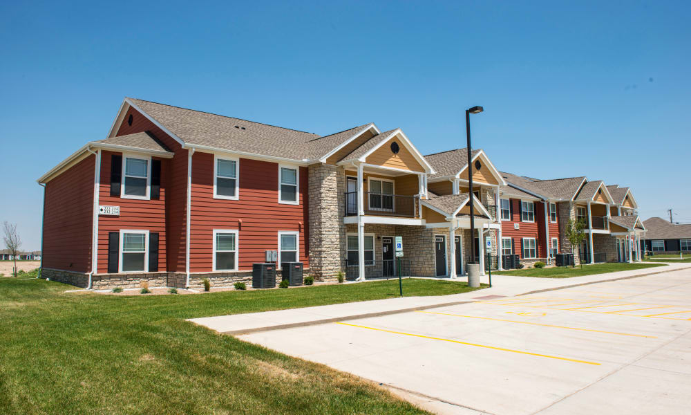 Apartments for rent at The Reserves at Prairie Ridge