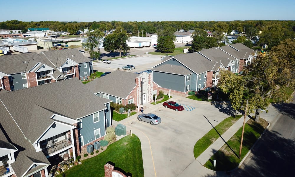 Heritage at Hawthorne Village is located in Salina, KS