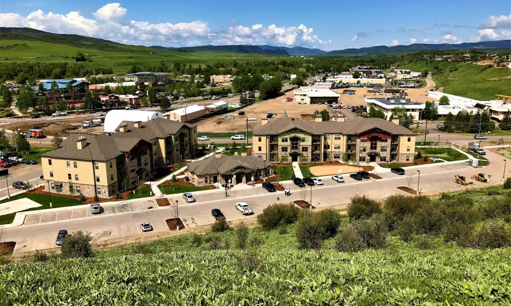 The Reserves at Steamboat Springs in Steamboat Springs, CO