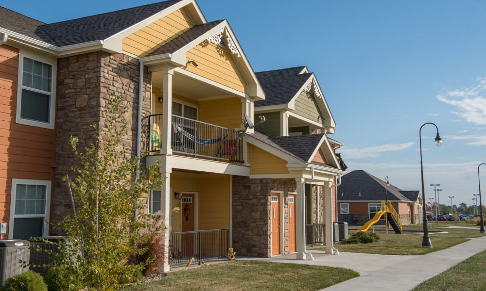 Apartments for rent at Reserves at Mill Farm in Pella, IA