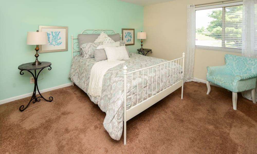 Our apartments in Glen Burnie, MD offer a bedroom