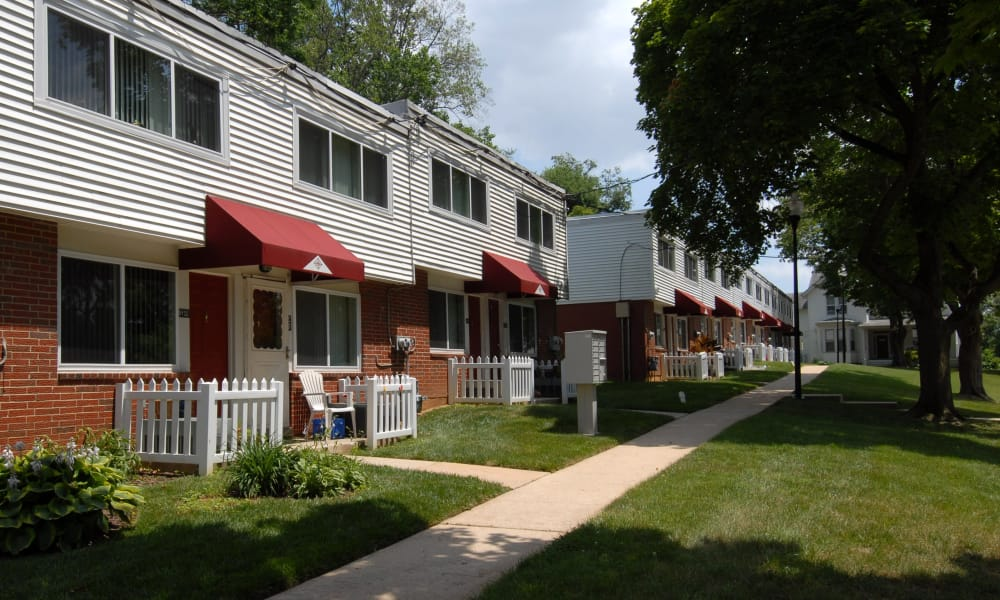 Apartments at Gwynnbrook Townhomes in Baltimore, Maryland