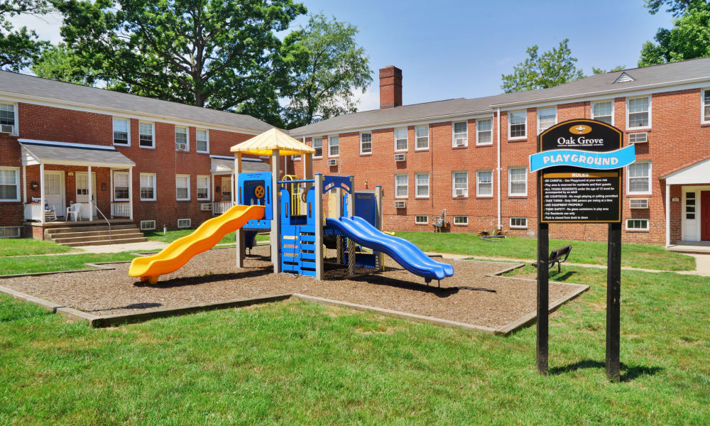 Our apartments in Middle River, MD offer a playground