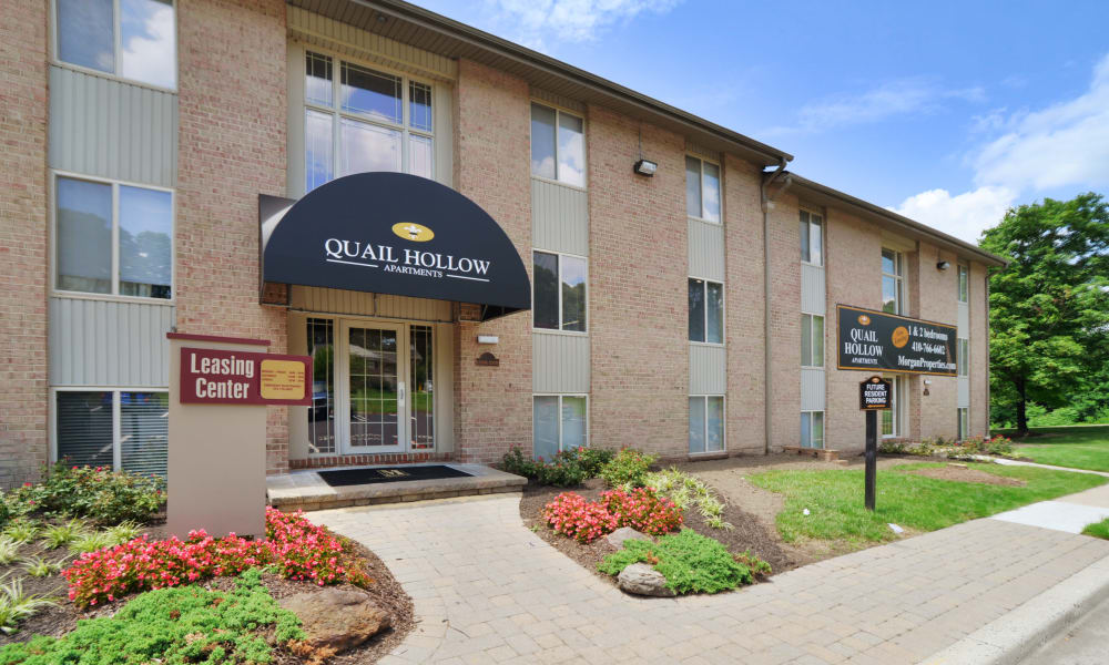 Apartments at Quail Hollow Apartment Homes in Glen Burnie, Maryland