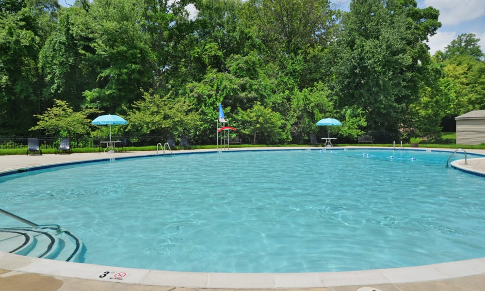 Our apartments in Glen Burnie, Maryland offer a swimming pool
