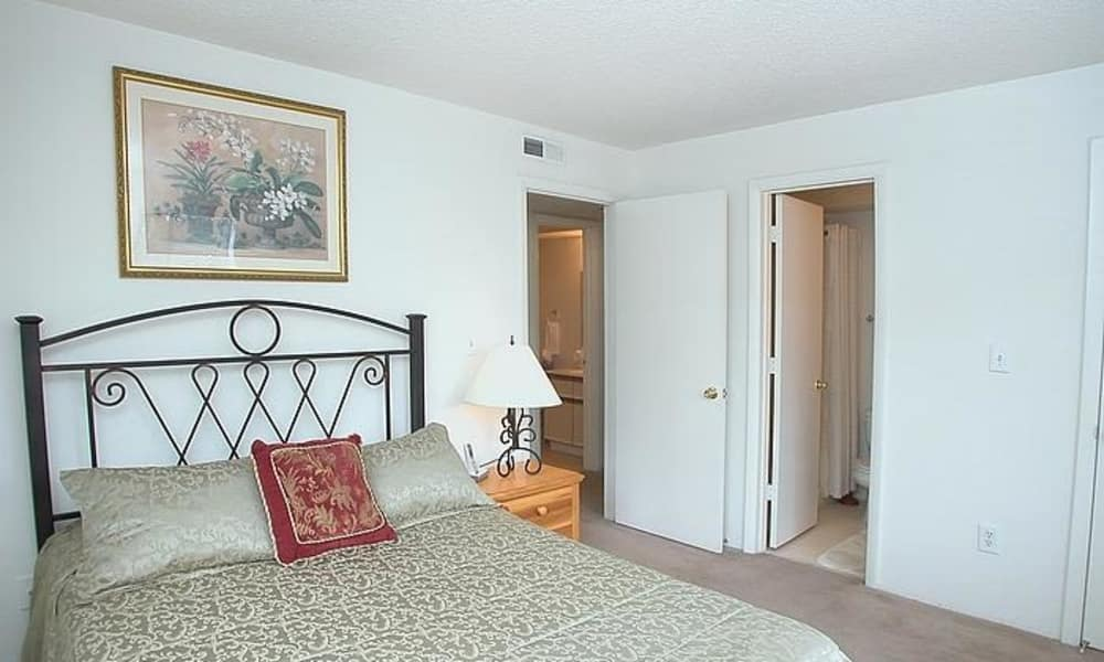 Our apartments in Greenville, SC offer a bedroom