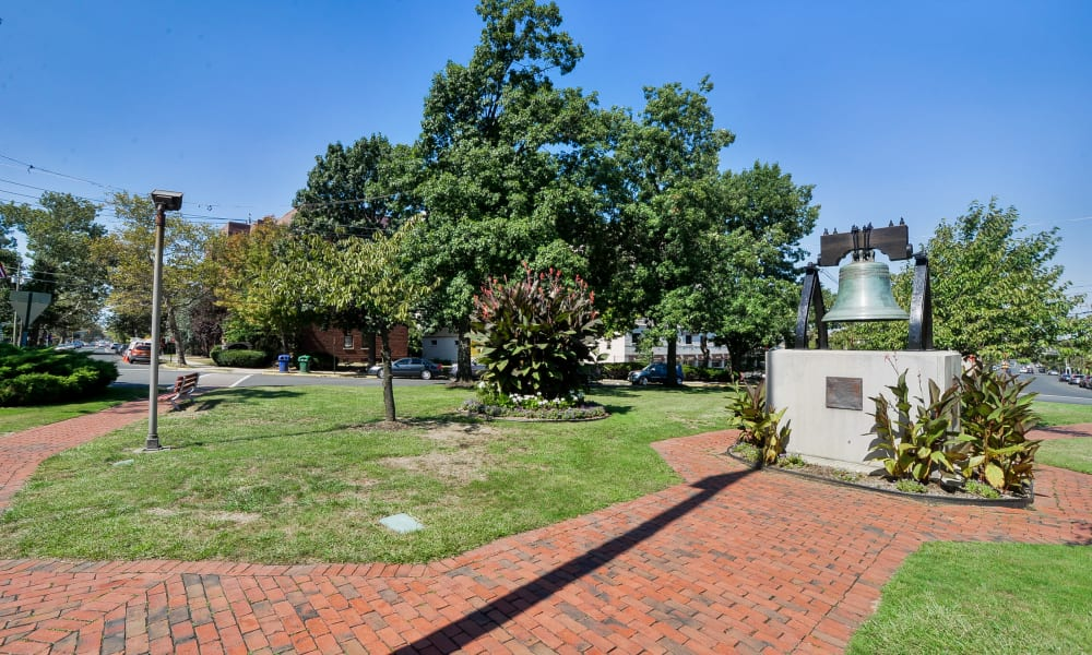 Neighborhood at Market Street Apartment Homes in Perth Amboy, New Jersey