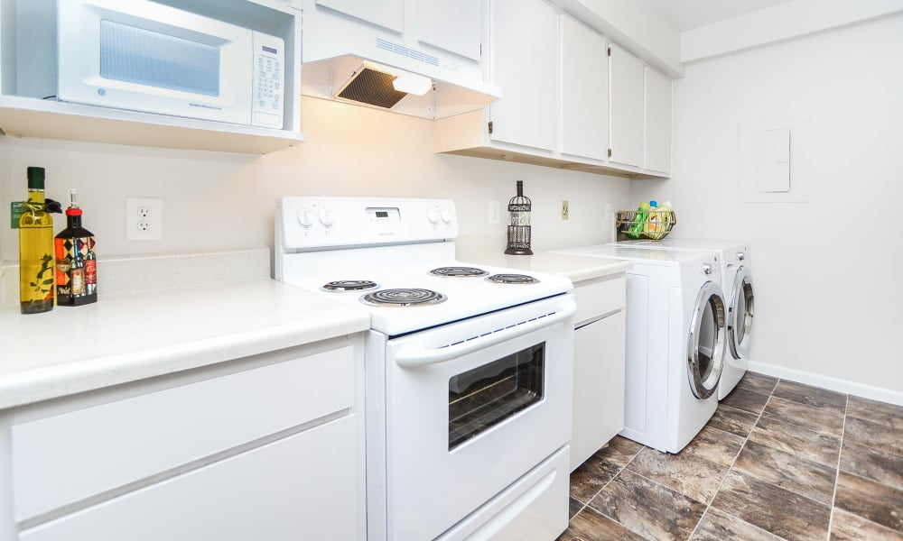 The Landings Apartment Homes offers a unique kitchen in Absecon, New Jersey