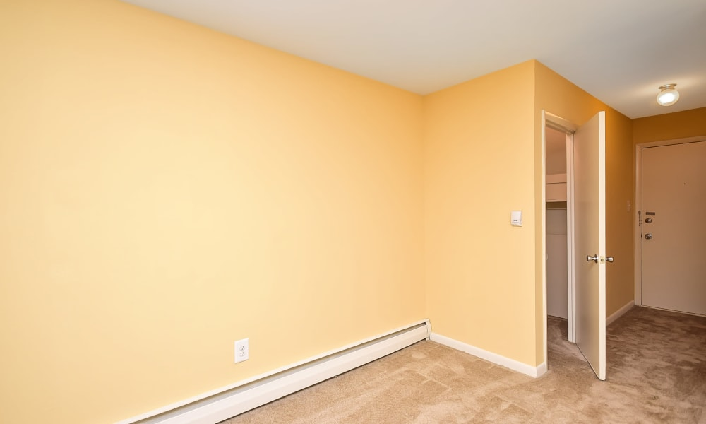 Our apartments in Somerdale, New Jersey showcase spacious walk-in closets