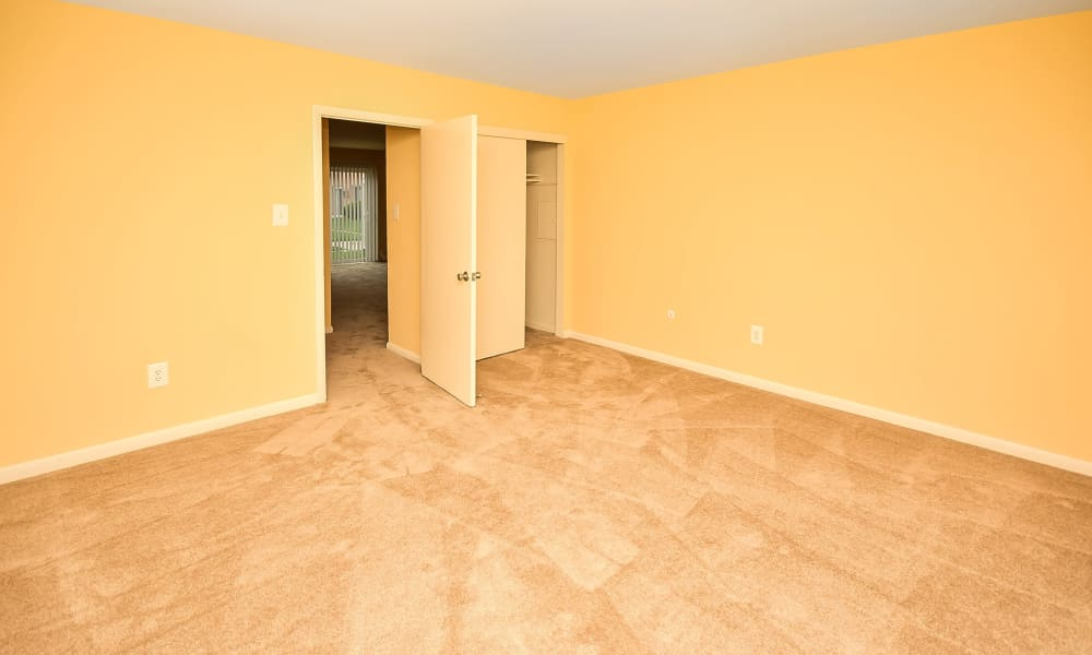 Interior view at apartments in Somerdale, New Jersey