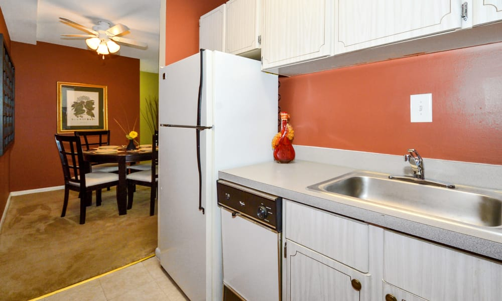 Our apartments in Lansdale, PA offer a kitchen room