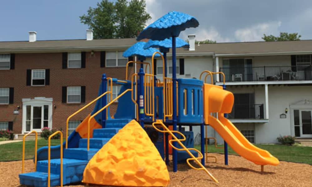 Our apartments in Baltimore, MD offer a playground