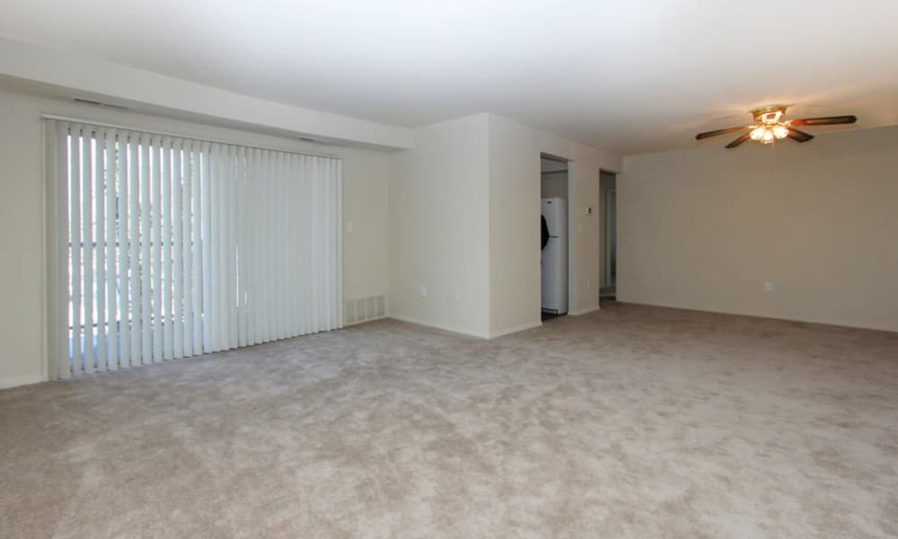 Our apartments in Glen Burnie, Maryland offer a living room