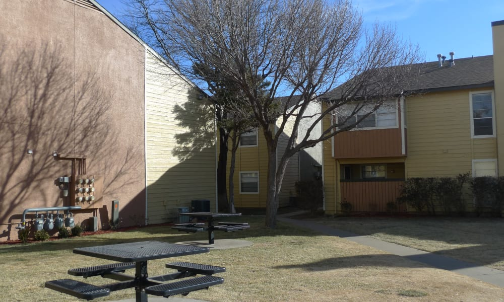 Exterior view at Canyons at 45 West in Amarillo, Texas